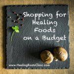 healthy food budget