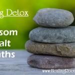 Detox Epsom Salt Baths Denver Colorado