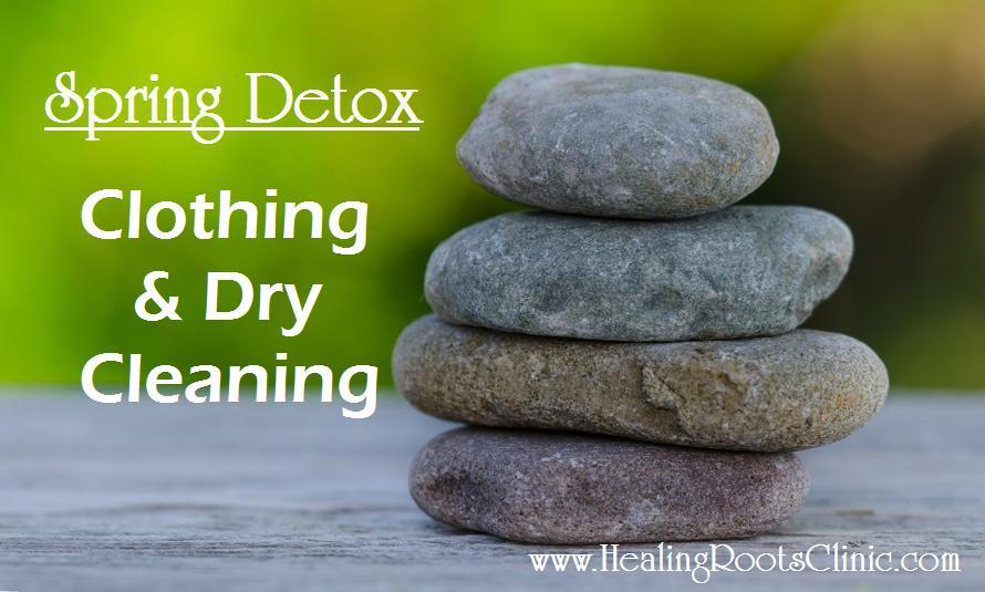 Detox Clothing Dry Cleaning Denver Colorado